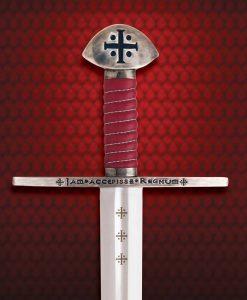 The Christus Imperat Rapier