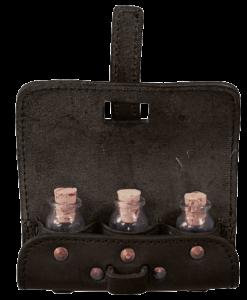 3 Bottle Potion Pouch