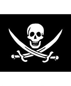 Calico Jack Pirate Flag
