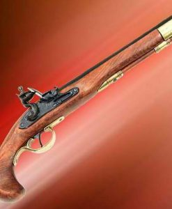 Military Flintlock Pistol