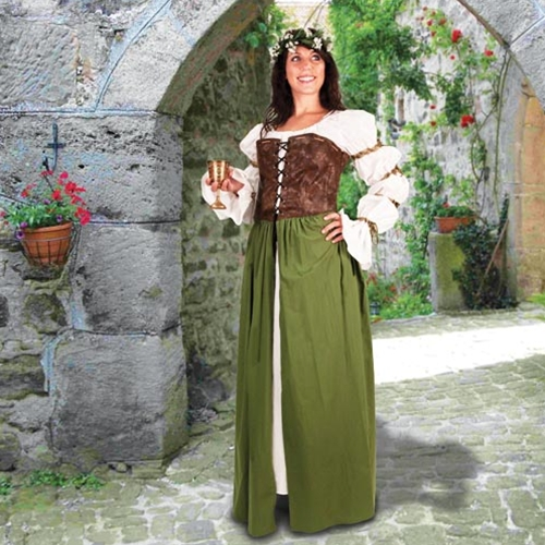 3be51c5f5bc Country Maid Overdress – Ye Old Renaissance Shop