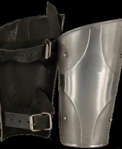 Kings Steel Arm Bracers