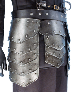 Dark Warrior Tasset Belt