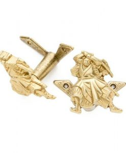 Gold Finish Sword Hangers