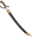 Pirate Saber Letter Opener With Scabbard