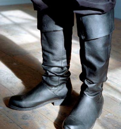 exquisite design new high for sale Mens Knee Boot