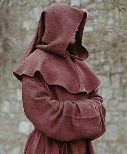 Monk Robe and Hood