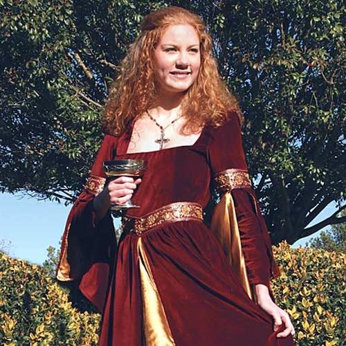 Berengaria Gown 1