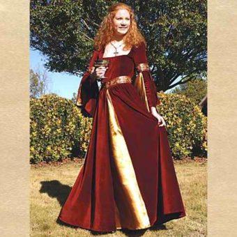Berengaria Gown 2