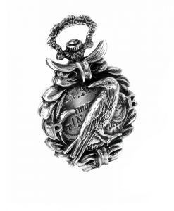 Nevermore Fob Watch