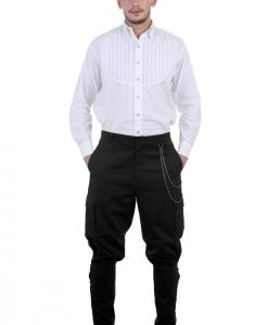 Airship Pants Trousers -Black
