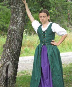 Child Irish Dress