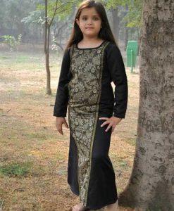 Girls Arabella Cotton Dress