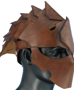 Assasins Leather Helmet