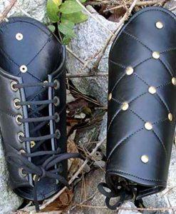 Leather Vambraces