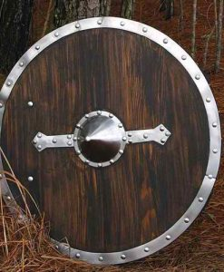 Viking Shield, Brown