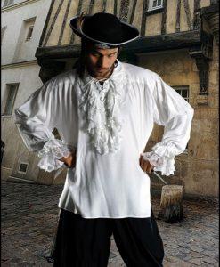 Roberto Cofres' Shirt